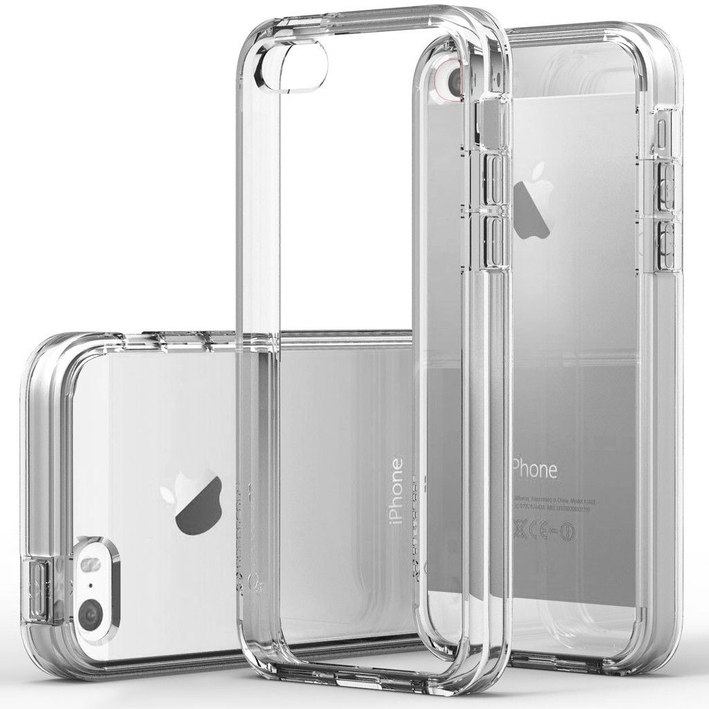 Clear Back Bumper Case