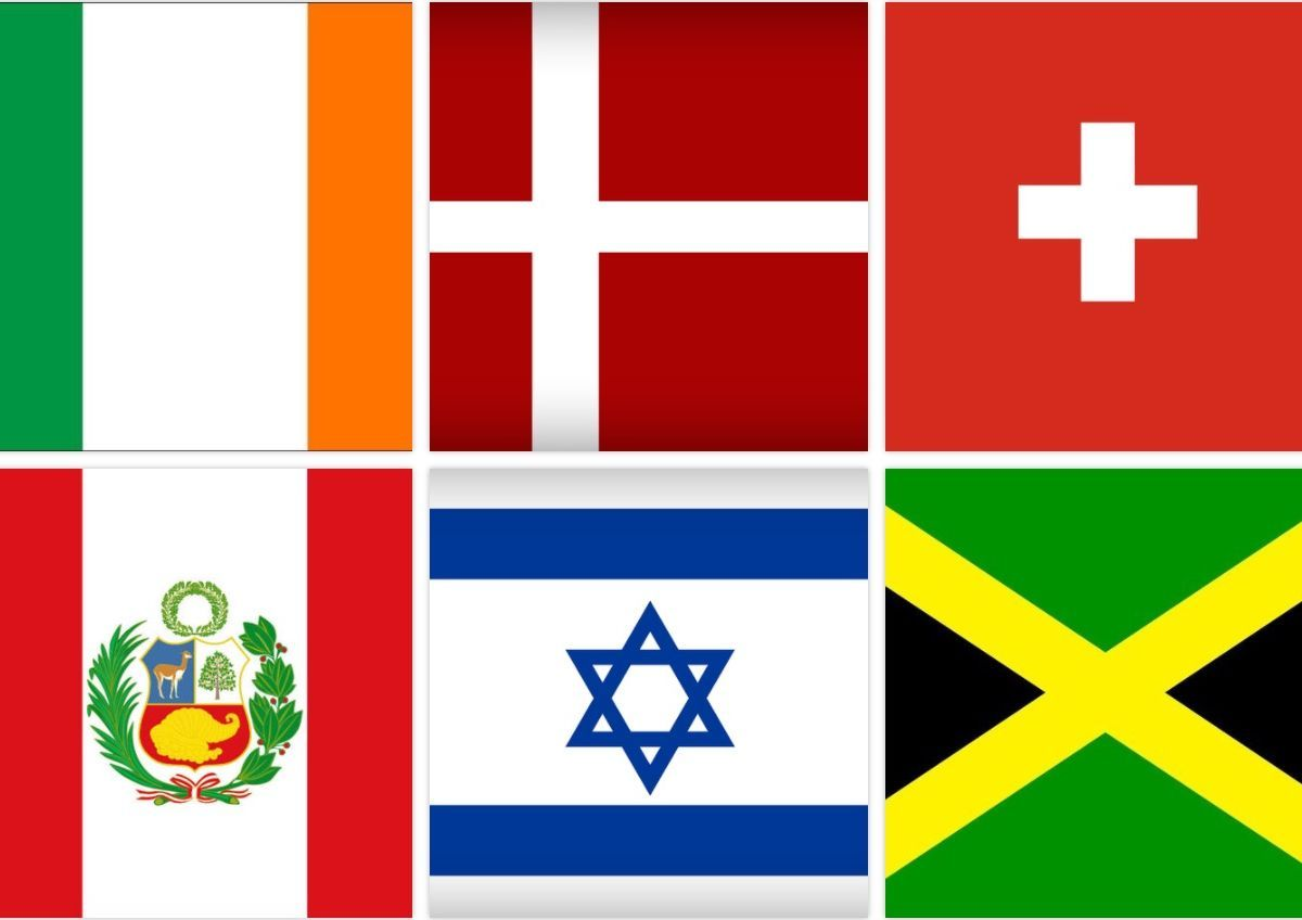 Can You Guess The Country S Flag Quiz In 2020 Quiz World Quiz Flags Of The World