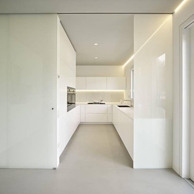 Casas Minimalistas y Modernas cocinas modernas Nouvelle maison