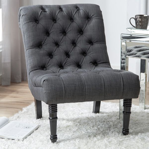 Eton Tufted Accent Chair