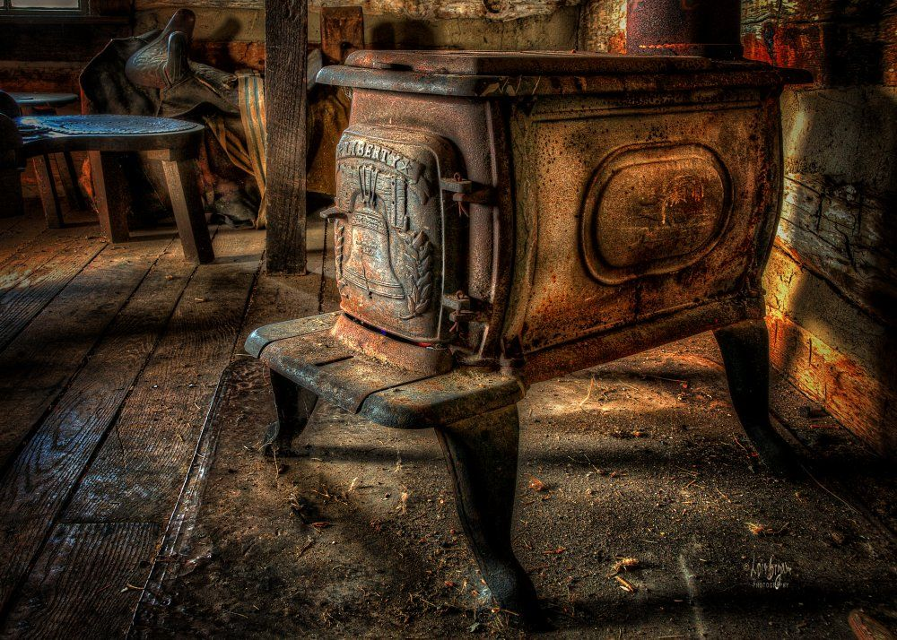 Antique Wood Burning Stove - Căutare Google Stove Pinterest - Vintage Wood Stove WB Designs