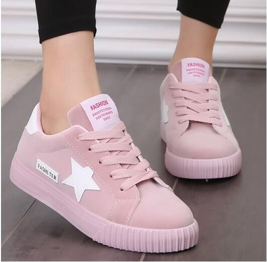 Basket Femme 2017 Hot Selling Fashion Women Shoes Women Casual Shoes  Comfortable Damping Eva Soles Platform Shoes For All Season 73d1961cb4c3