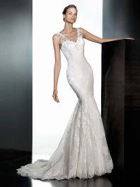 Svatební šaty - Pronovias Pradera