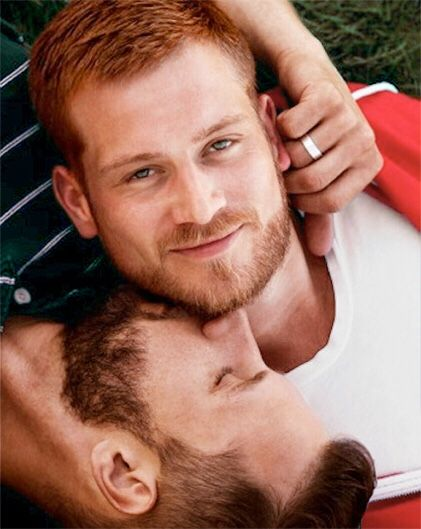 Opinion gay pic redhead certainly
