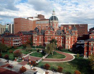 The Johns Hopkins University Johns Hopkins Medical School Medical School Johns Hopkins Hospital