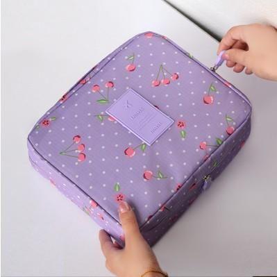Girl Makeup Bag Women Cosmetic Bag Wash Toiletry Make Up Organizer Storage Travel Kit Bag Multifunction Ladies Bag Case