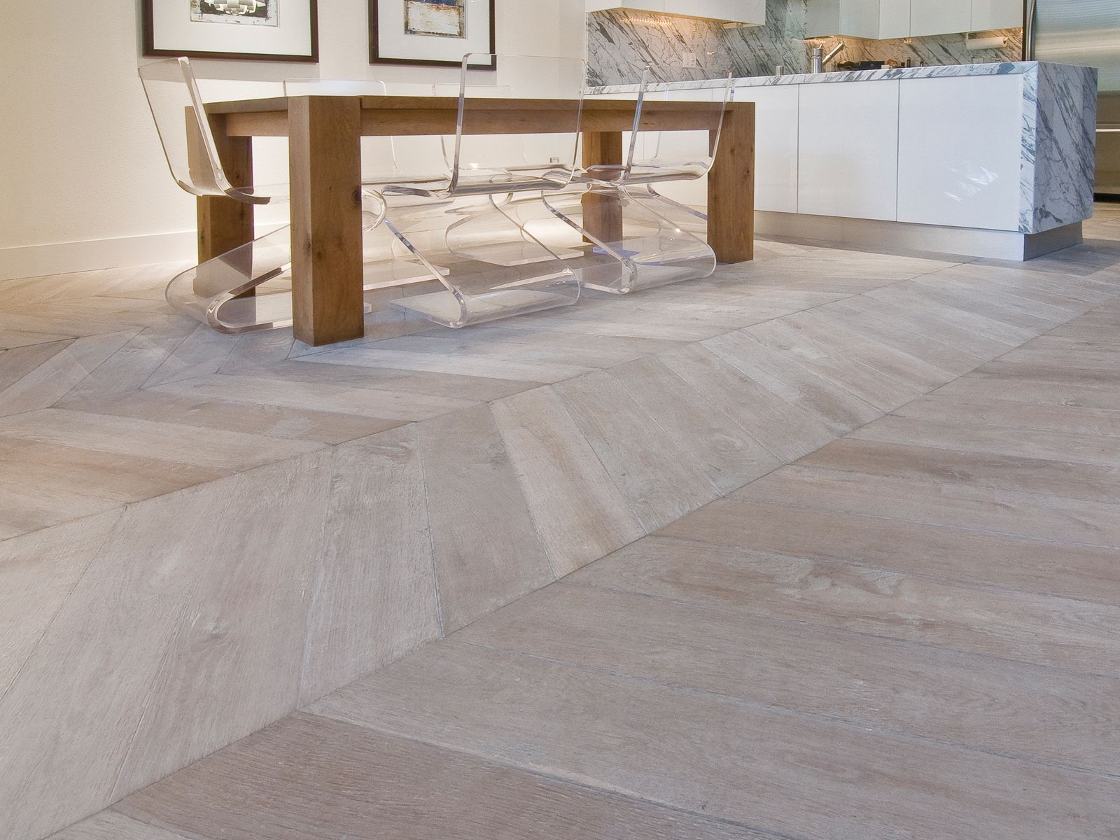 Project Gallery The New Classics Collection Chevron Parquet