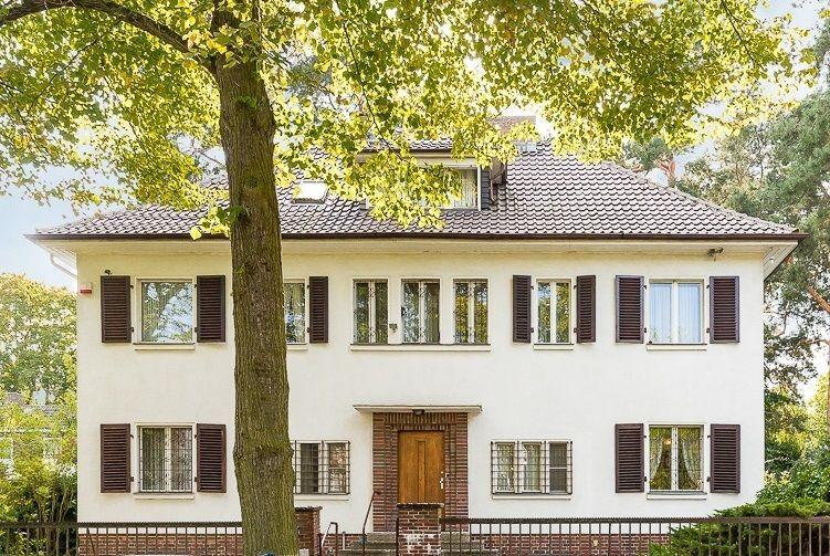 30er Jahre Klassiker Zum Sanieren Citynah Ruhig Style At Home 30er Jahre Haus