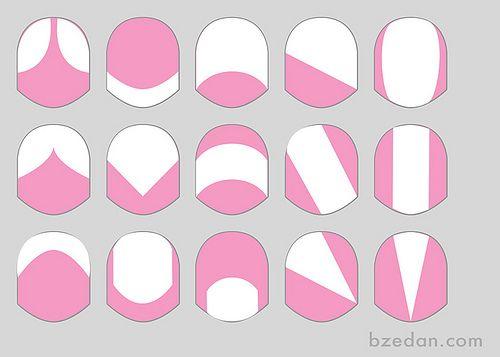 Basic Nail Designs 1 Nails Pinterest Basic Nails Makeup And