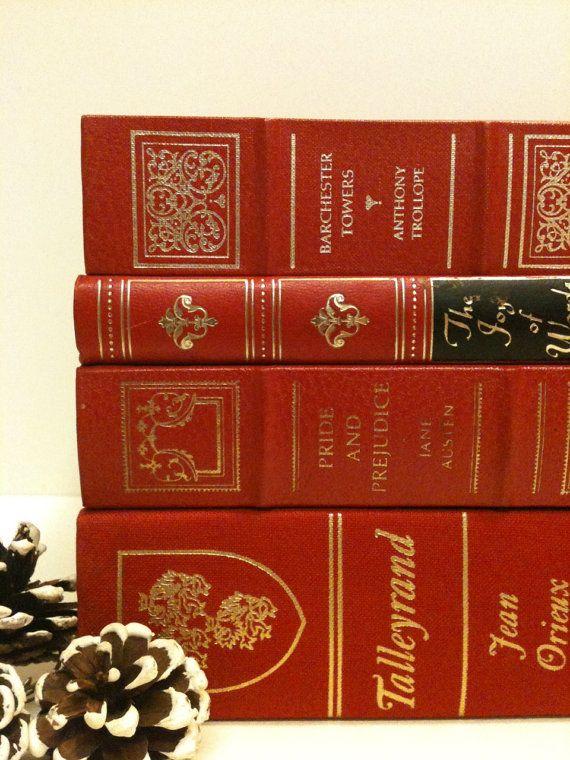 ChristmasDecorative BooksGiftBold WeddingRed by beachbabyblues