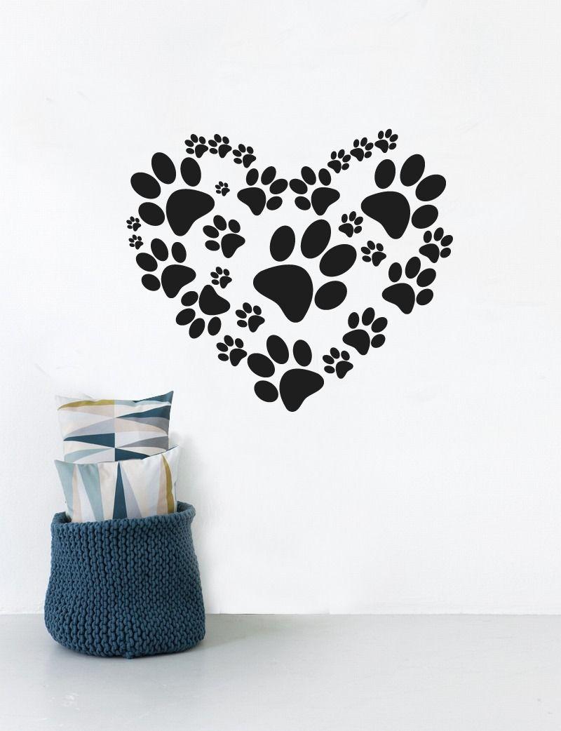 Resultado de imagen para vinilos de perros | decó veterinarias ...