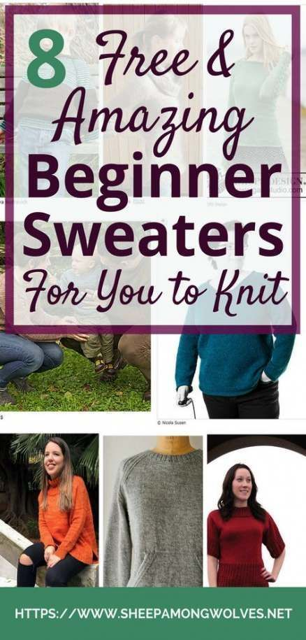 Photo of New Knitting For Beginners Sweater Sleeve 49 Ideas,  #Beginners #ideas #knitting #knittingswe…