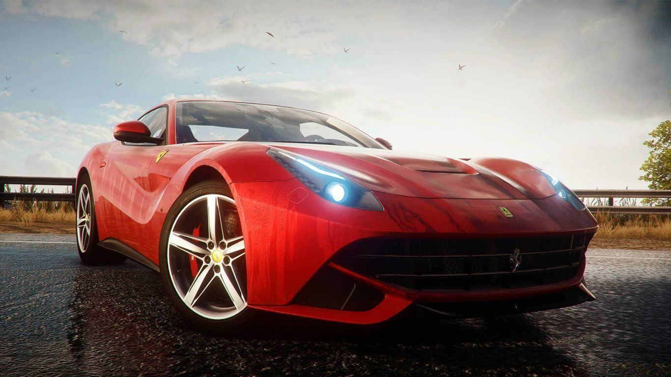1366x768 Nfs Ferrari F12 Wallpaper