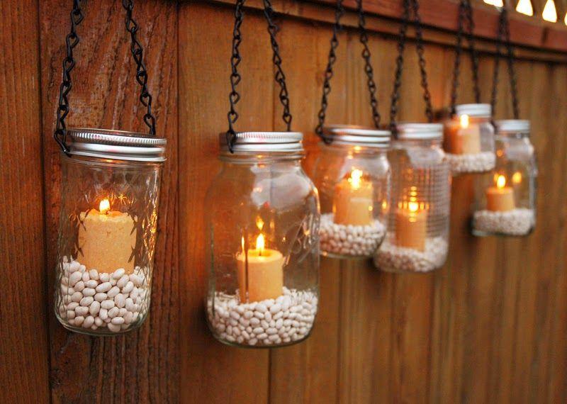 10 ideas para iluminacion exterior facil rapida y barata On iluminacion exterior barata