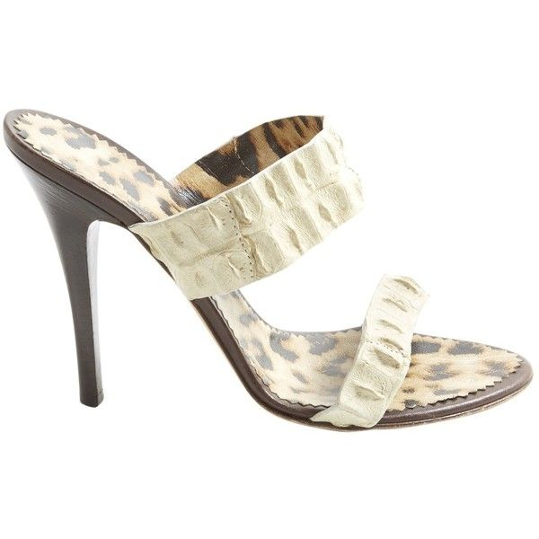 Pre-owned - Sandals Roberto Cavalli