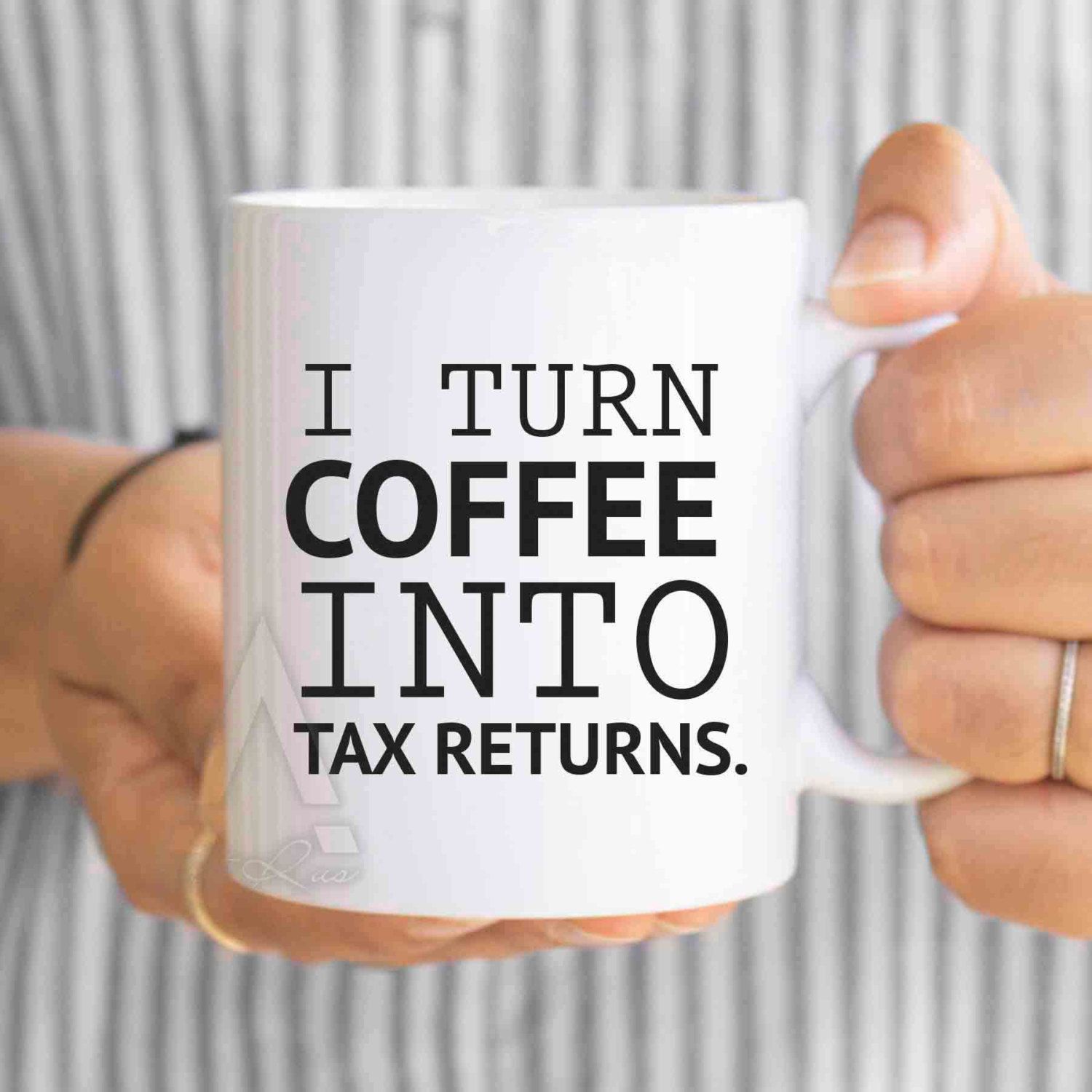 accountant gifts, accountant mug, \