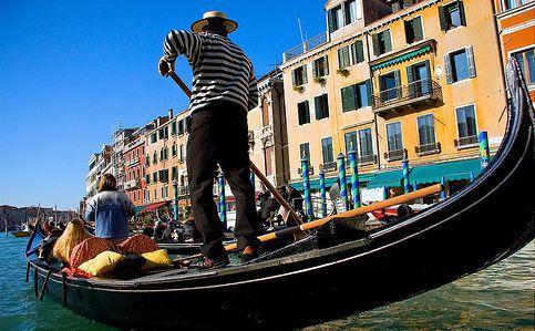 Góndola Venecia