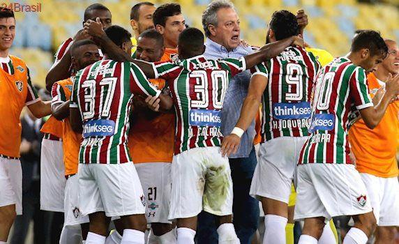 Mais Brasileirão: Flu vence Atlético-GO em dia de emoções para Abel