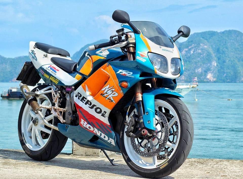 Nsr 150 SP Klong Klean Port