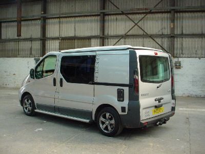Lifestyle Vehicle Developments Ltd