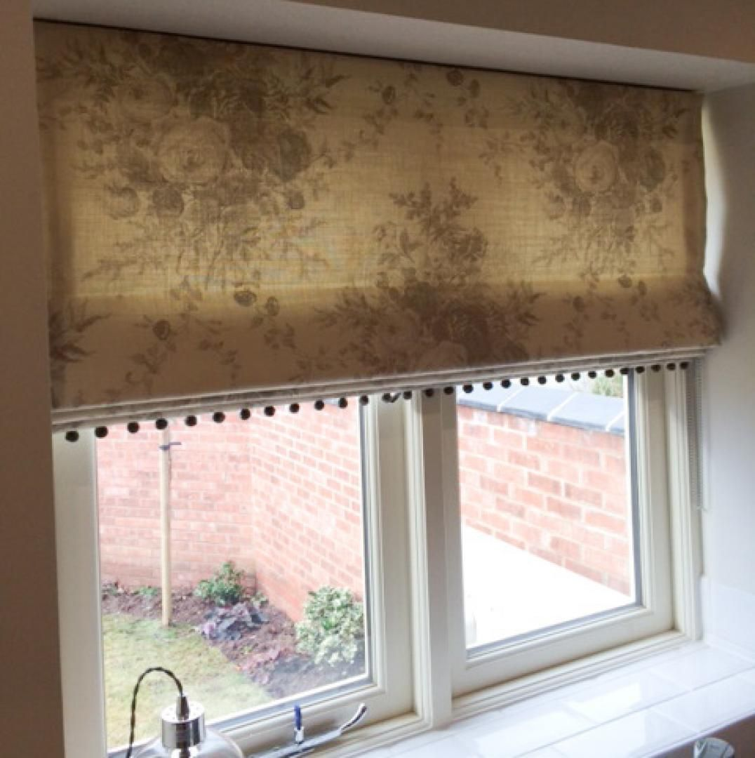 Roman Blinds With Pelmet - Google Search