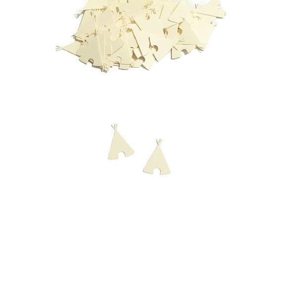 Tipi Confetti  Eerste verjaardagspartij  door SmileyOccasions