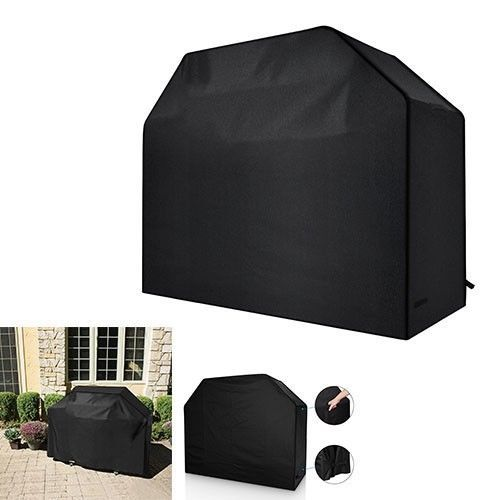 Small Bbq Grill Cover 58 Gas Built In Heavy Duty Griddle Waterproof Outdoor Ebay