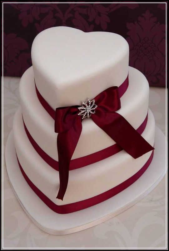 Should I Have Heart Shaped Wedding Cakes? -Every celebration thing should be done in very special occasion. Having heart shaped wedding cakes whether in such simple ways or big designs can be a good decision to make. Celebrations are a must for any kind of those people who are already succeeded in doing and achieving something in their...- http://bybrilliant.com/should-i-have-heart-shaped-wedding-cakes/