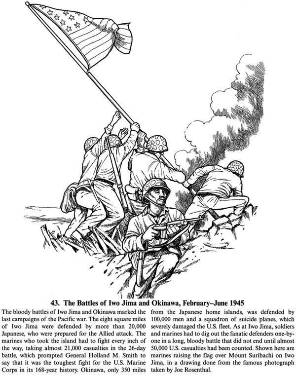to Dover Publications Story of World War II The