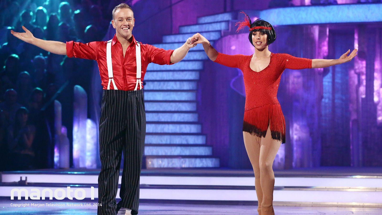 #dancingonice