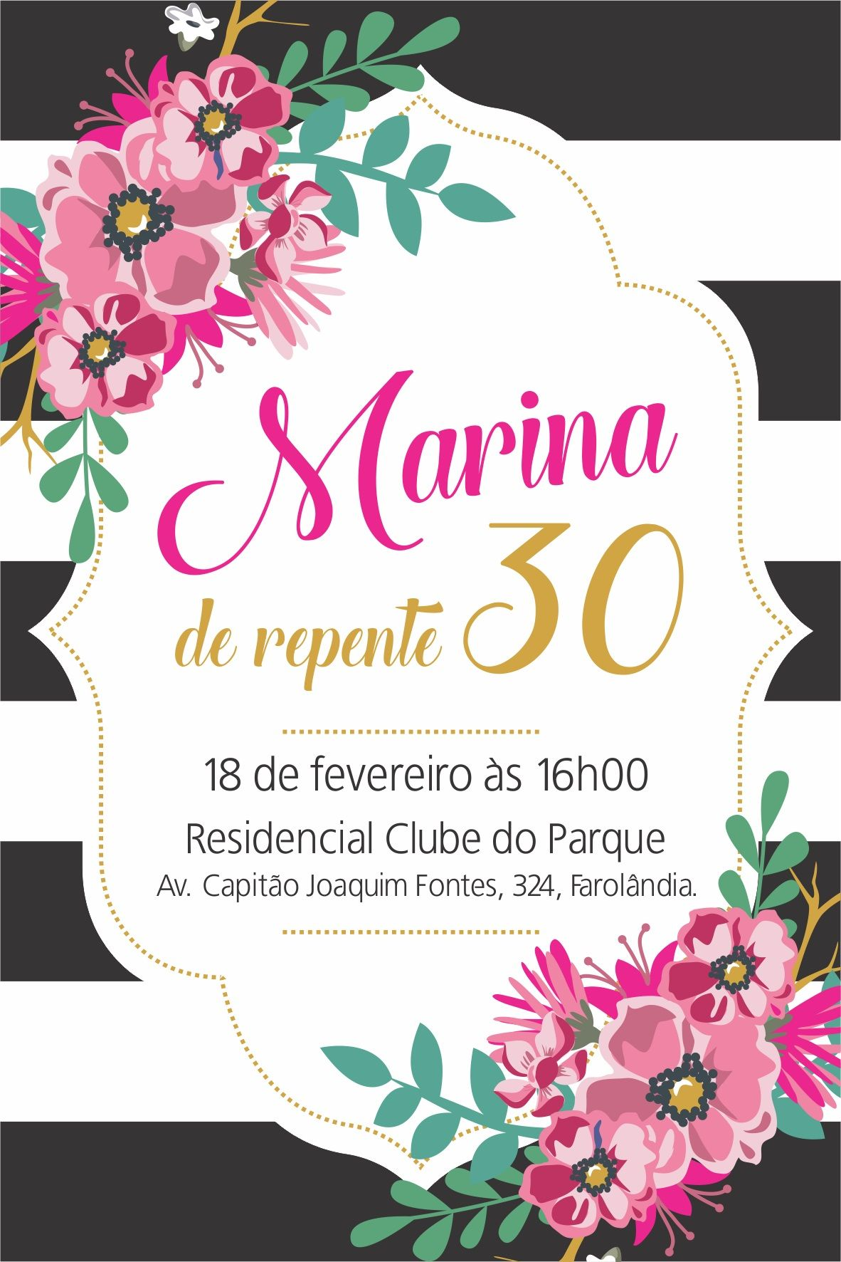 Pin De Nataly Alejandra Em 20 Anos Convite De Aniversario