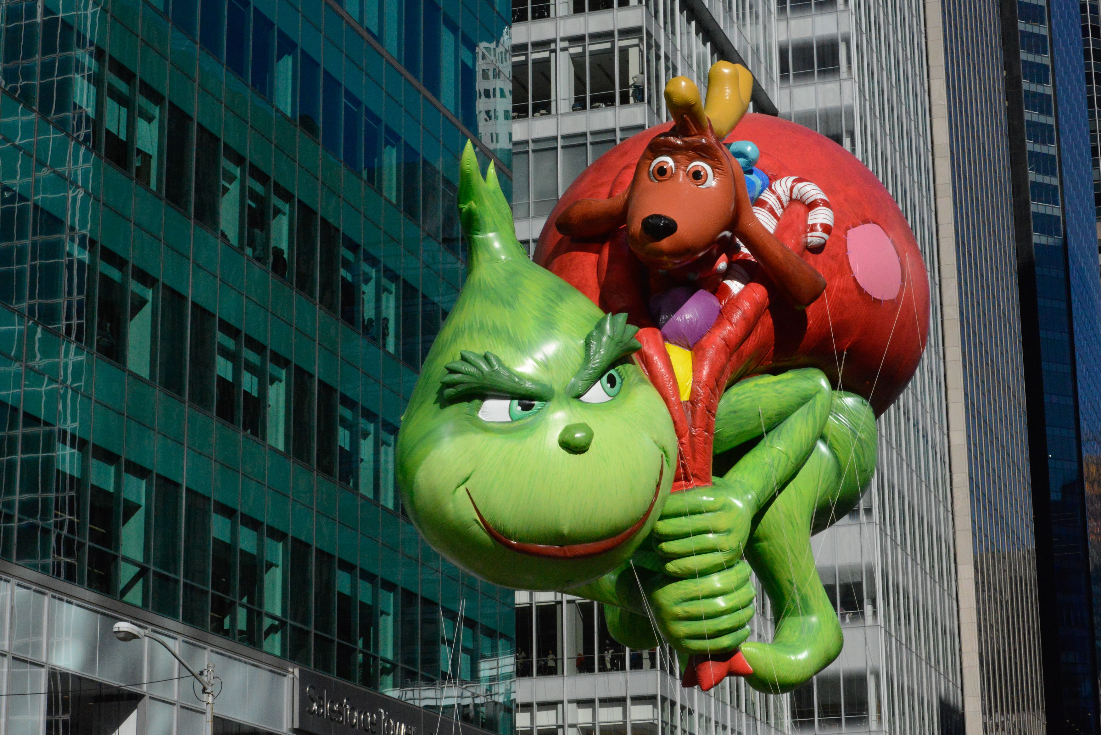 Pin On Macy S Thanksgiving Day Parade
