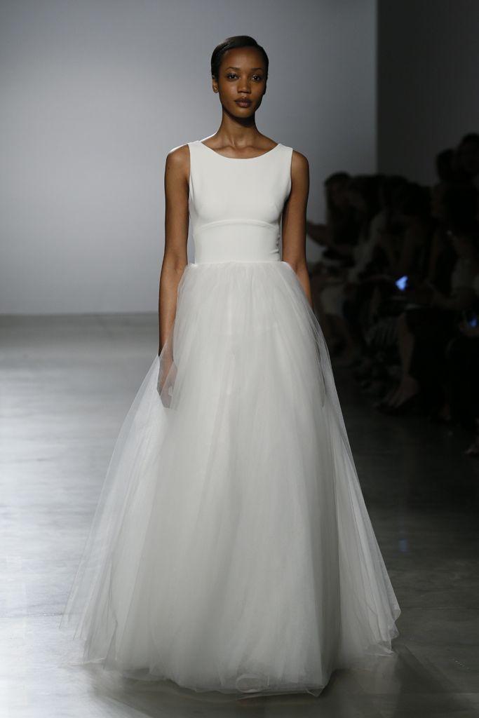 Amsale Bridal Spring 2016 | Amsale bridal, Wedding dress and Wedding