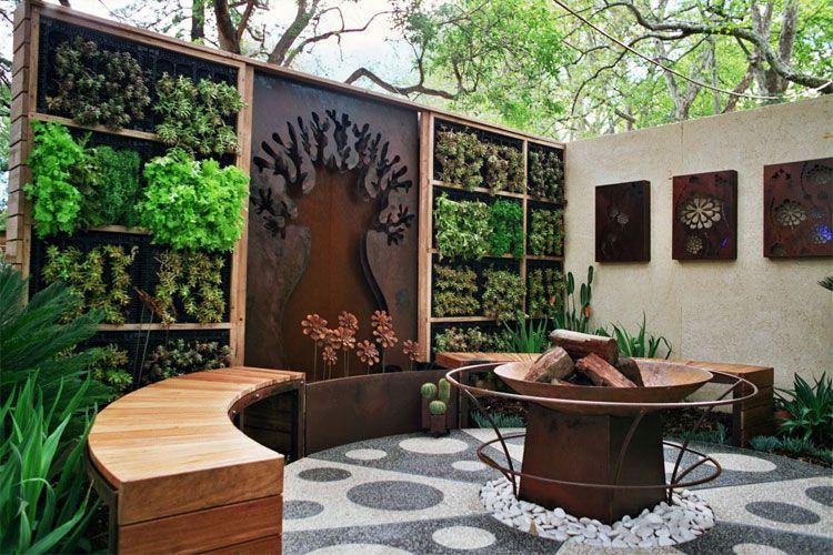Tuin ideeen google zoeken tuin ideen pinterest small gardens garden inspiration and tuin - Tuin ideeen ...
