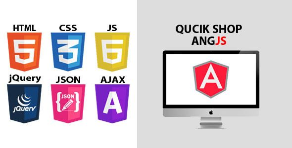 Quickshop Angjs Shopping Carts Download Angularjs Css Filter