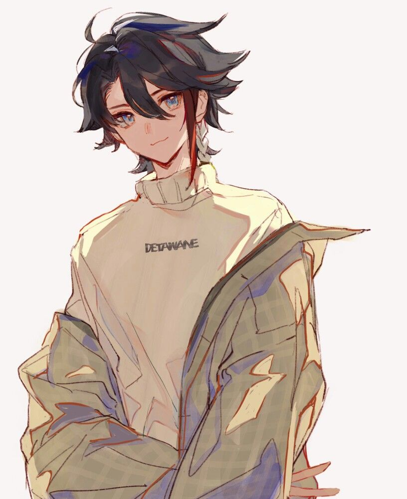 On In 2020 Character Art Cute Anime Boy Handsome Anime