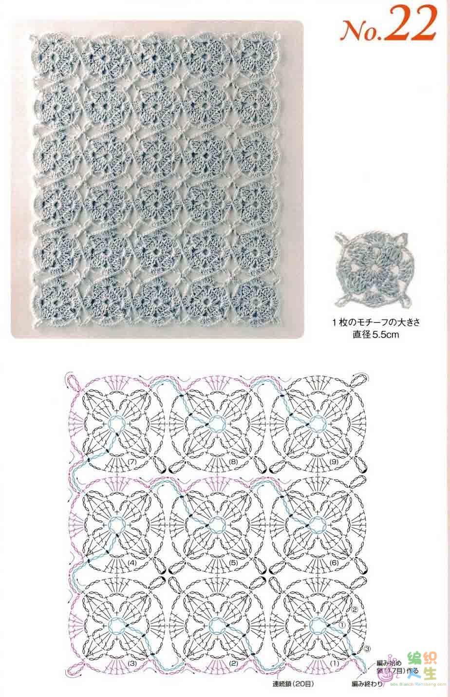 Clases de Puntos y Patrones. Libros - Patrones Crochet ...