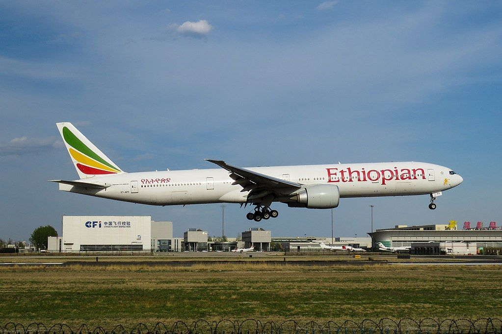 Ethiopian Airlines Fleet Boeing 777300ER Details and Pictures