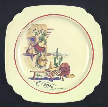 Dinnerware & Homer Laughlin Hacienda at Replacements Ltd | my antique and ...