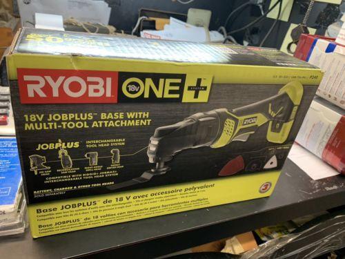 Multi-Tools 46459: Ryobi 18-Volt One+ Jobplus Base With