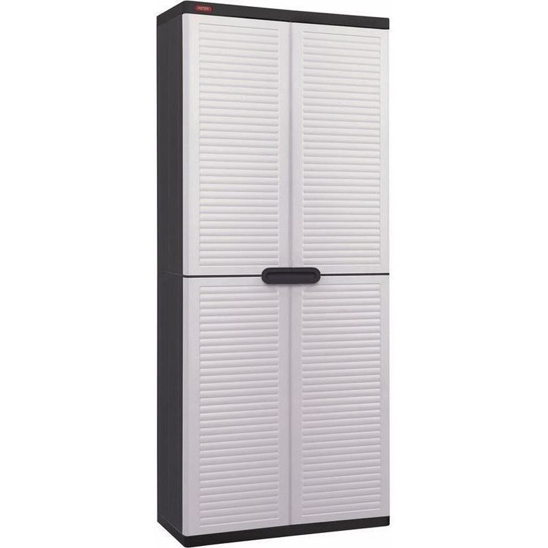 Keter Louvre Utility Cabinet
