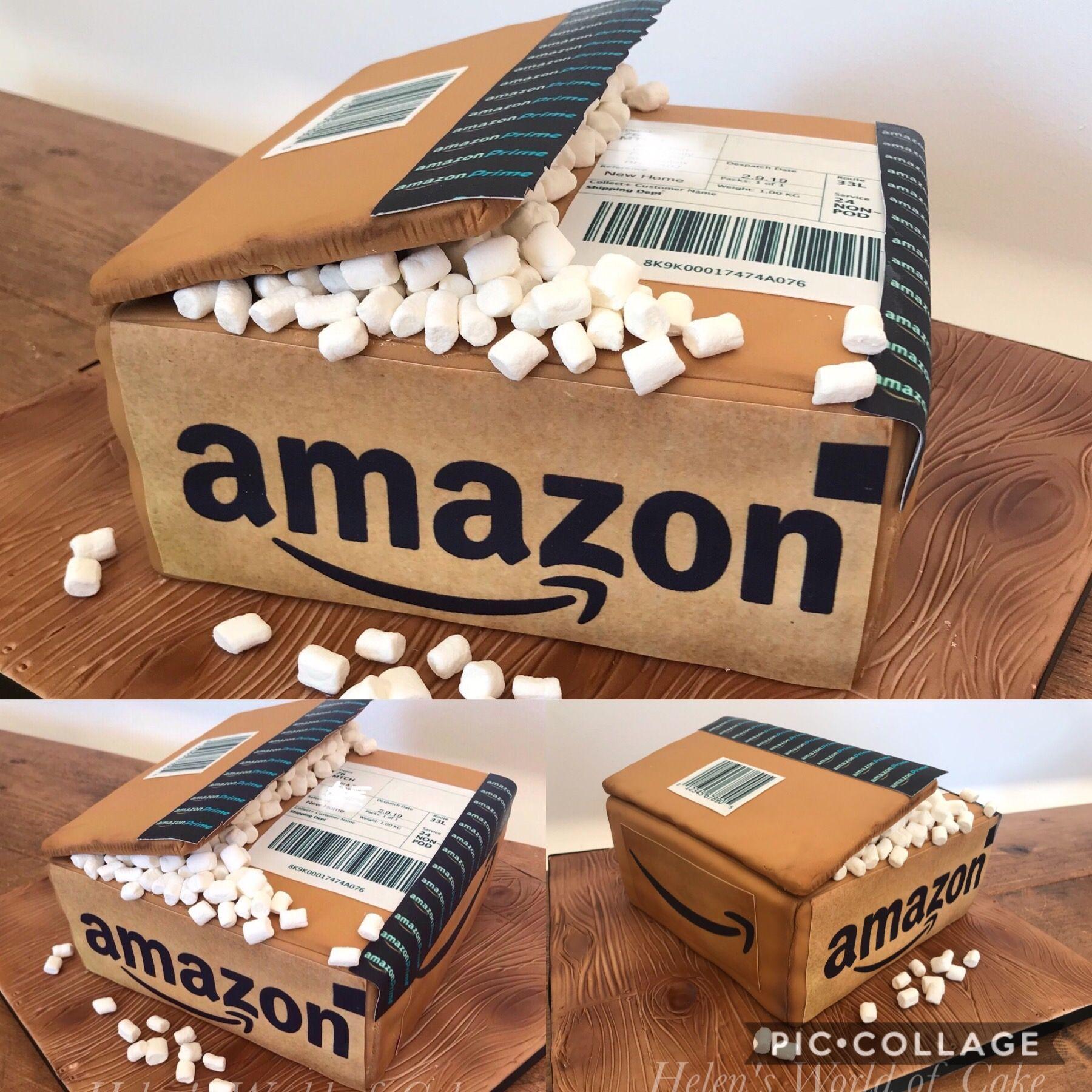 Amazon box cake realistic cakes dad cake box cake