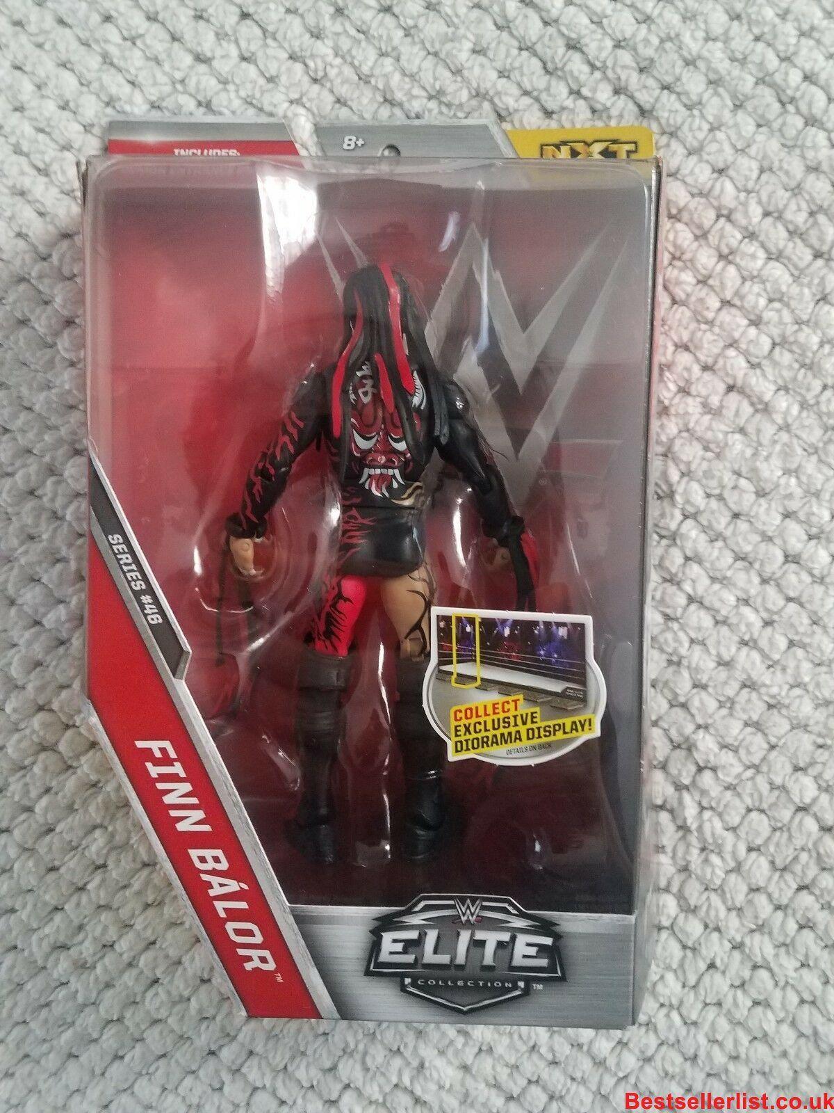 DEMON FINN BALOR WWE Mattel Elite Series 46 Action Figure