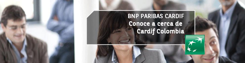 BNP Paribas Cardif Colombia  www.bnpparibascardif.com.co