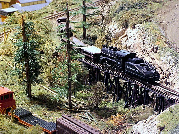 Railroad Line Forums - N-scale project | Model Railroad