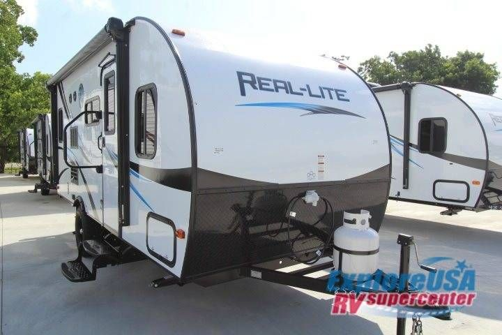 2017 Palomino Real Lite Mini 17 Bs Travel Trailers Rv For