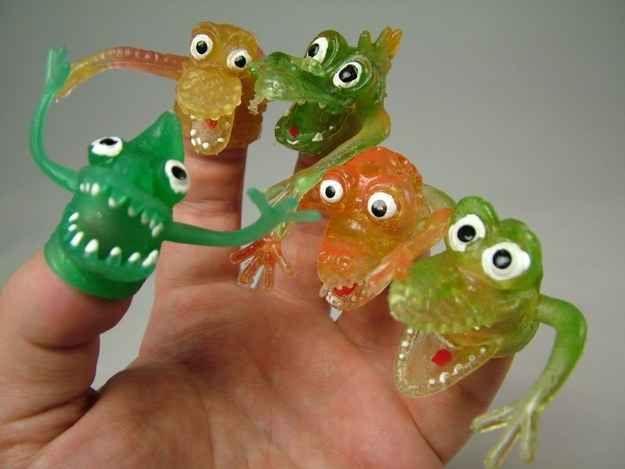 Finger Monster toys