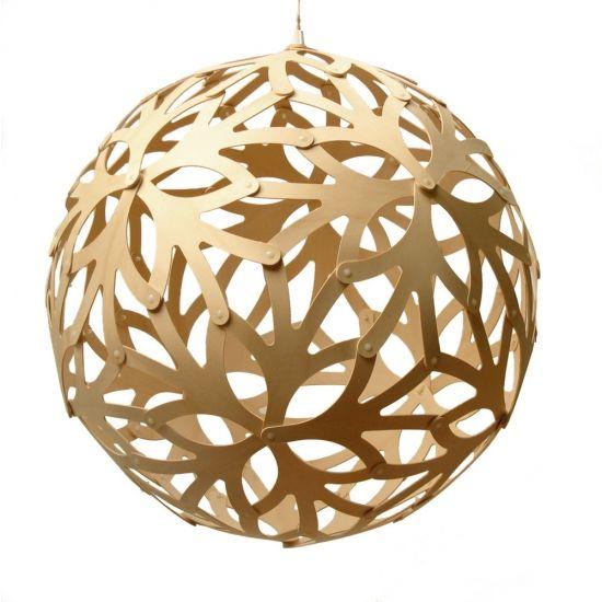 David Trubridge Foral 600 Pendant Lamp