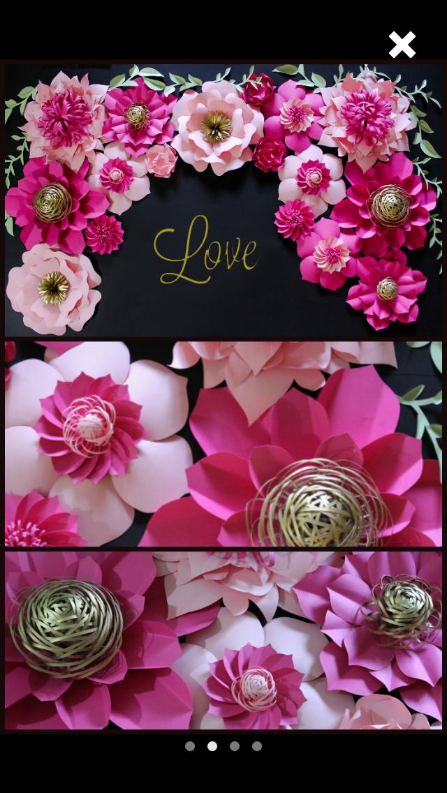 Idea By Panamericangem1 On Paris Theme Birthday Flower Backdrop