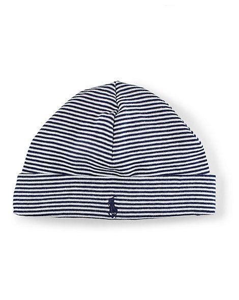 Rib Beanie Hat - Accessories Baby Boy 0 - 24 Months - Ralph Lauren ... 17286366314